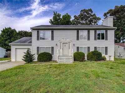 Hampton VA Residential New Listing: $233,000