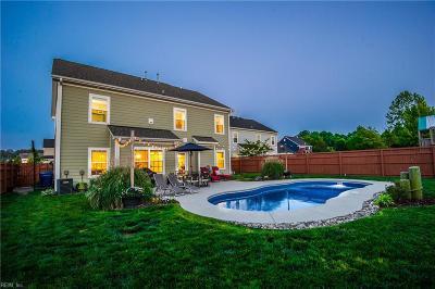 Virginia Beach Residential New Listing: 2045 Grandon Loop Rd