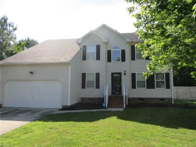 Chesapeake Residential New Listing: 2322 Eagle Dr