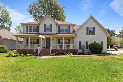 Chesapeake Residential New Listing: 921 Sydenham Blvd