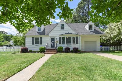 Norfolk Residential New Listing: 5453 Argall Cres