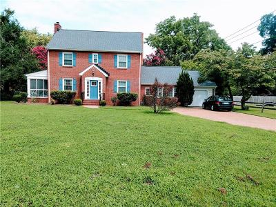 Newport News Residential For Sale: 27 Douglas Dr