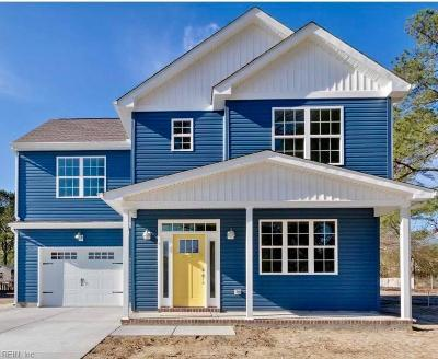 Suffolk Residential New Listing: 2147 Airport Rd