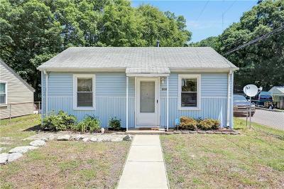 Hampton VA Residential New Listing: $109,900