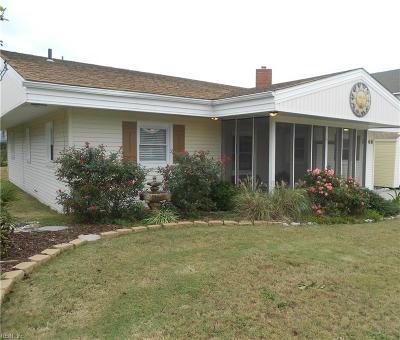 Virginia Beach Residential New Listing: 2945 Sandpiper Rd