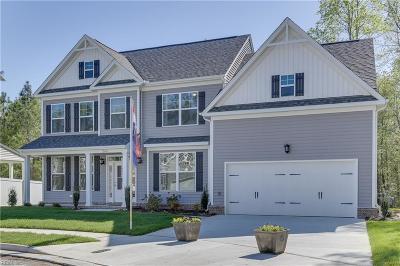 Chesapeake Residential New Listing: 901 Harvest Trl