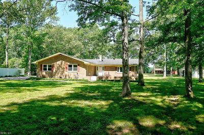 Chesapeake Residential New Listing: 700 Paula Dr