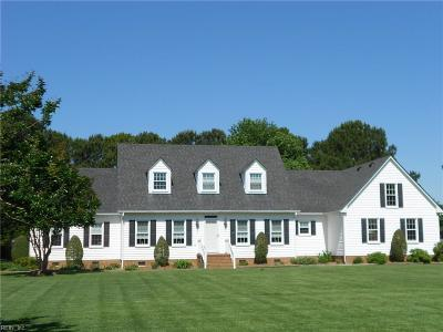 Virginia Beach Residential New Listing: 4129 Charity Neck Rd