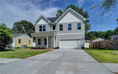 Norfolk Residential New Listing: 8012 Westcliff Dr