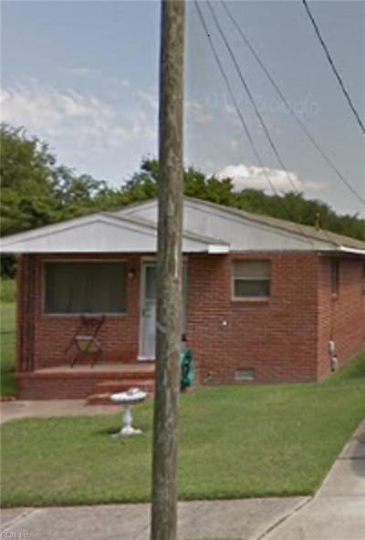 Hampton VA Residential New Listing: $74,700