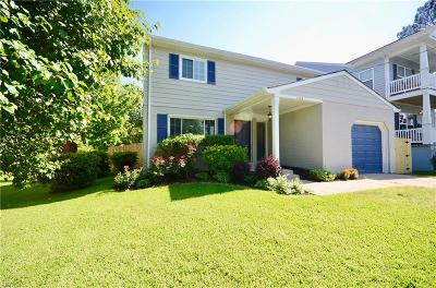 Norfolk Residential New Listing: 1325 Upper Brandon Pl