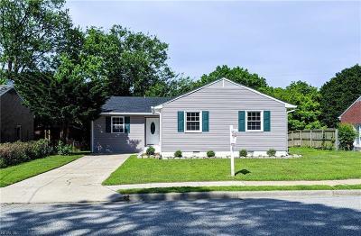 Hampton VA Residential New Listing: $184,900