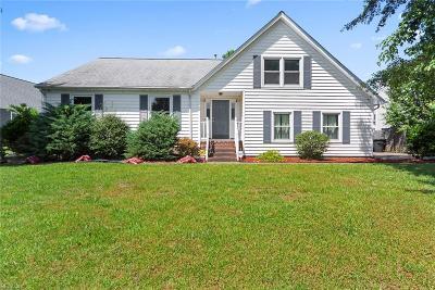 Virginia Beach Residential New Listing: 1665 Hawks Bill Dr