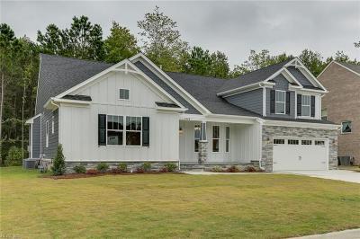 Virginia Beach Residential New Listing: 2344 Pierce Ln