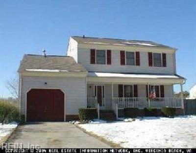 Hampton VA Residential New Listing: $200,700