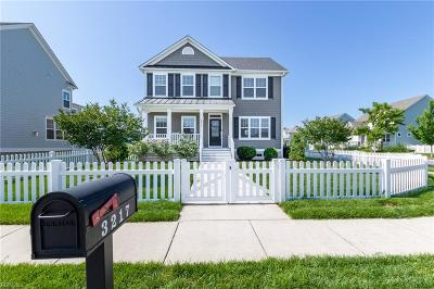 Chesapeake Residential New Listing: 3217 Meanley Dr