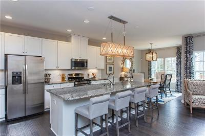 Chesapeake Residential New Listing: Mm The Genoa I At Culpepper Landing