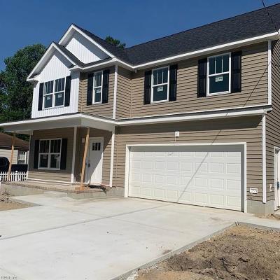 Hampton VA Residential New Listing: $264,900