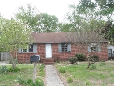 Hampton VA Residential New Listing: $93,600