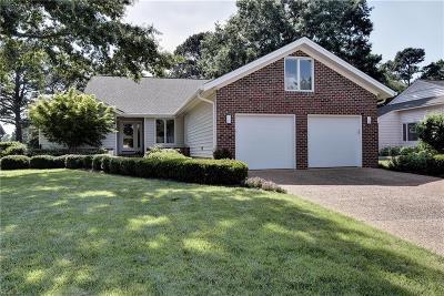 Williamsburg Residential New Listing: 129 Randolphs Grn