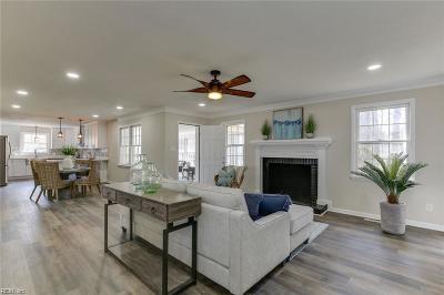 Virginia Beach Residential New Listing: 2613 Sandy Valley Rd