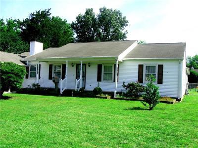 Newport News Residential New Listing: 94 Brennhaven Dr