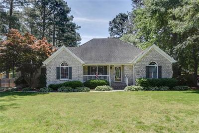 Suffolk Residential New Listing: 110 Pitchkettle Point Dr