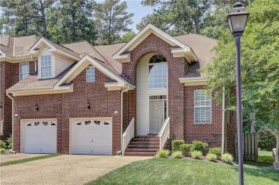 Williamsburg Residential New Listing: 424 Zelkova Rd