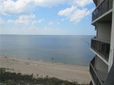 Virginia Beach Residential New Listing: 2830 Shore Dr #1004