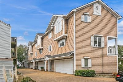 Virginia Beach Residential New Listing: 2325 Urchin Rd