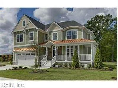 Virginia Beach Residential New Listing: 1516 Scopus Bridge Ct