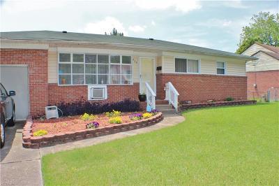 Norfolk Residential New Listing: 472 Beacon Hill Cir