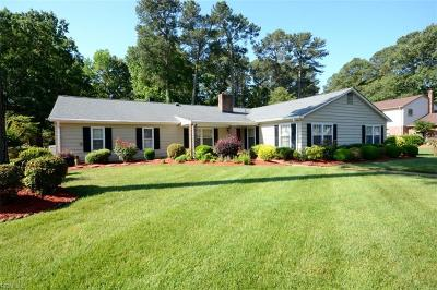 Hampton VA Residential New Listing: $269,900