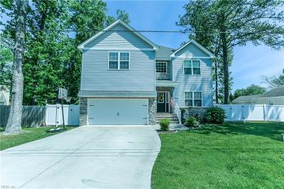 Chesapeake Residential New Listing: 925 Scenic Blvd