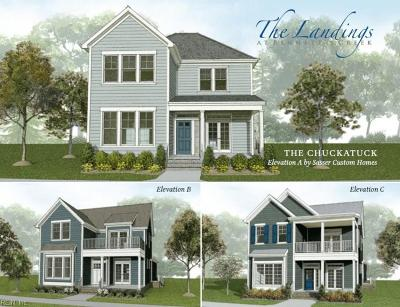 Suffolk Residential New Listing: Mm Chuckatuck At The Landings At Bennetts Creek