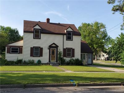 Norfolk Residential New Listing: 340 Forrest Ave