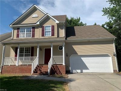 Virginia Beach Residential New Listing: 1260 Adair Dr