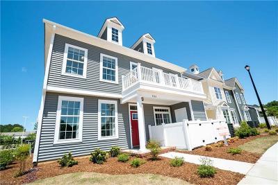 Williamsburg Residential New Listing: 406 Promenade Ln