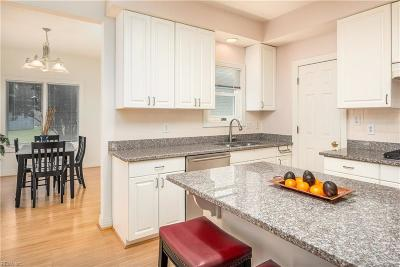 Virginia Beach Residential New Listing: 4069 Timber Ridge Dr