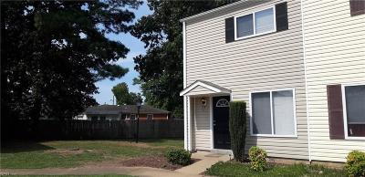 Newport News Residential New Listing: 150 Delmar Ln #A