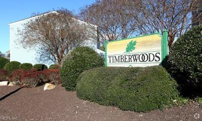Newport News Residential New Listing: 152 Jenness Ln #E