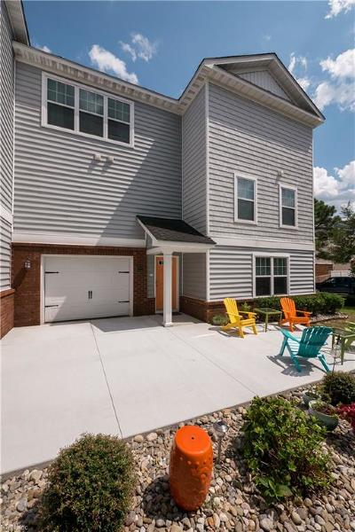 Virginia Beach Residential New Listing: 4449 Ocean View Ave #B