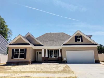 Chesapeake Residential New Listing: 2109 Shipping Ln