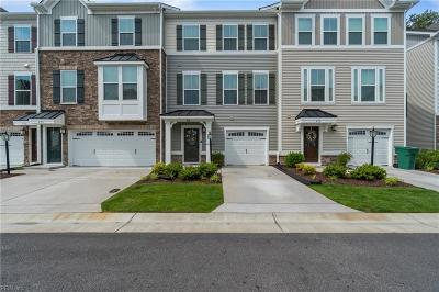 Chesapeake Residential New Listing: 424 Covington Ct #B