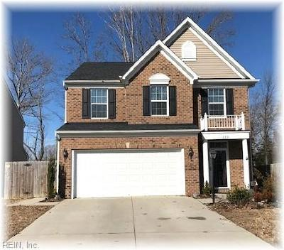 Williamsburg Residential New Listing: 210 Bethune Dr