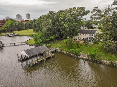 Virginia Beach Residential New Listing: 4413 General Gage Ct