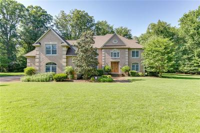 Newport News Residential New Listing: 532 Blount Point Rd