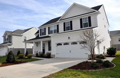 Virginia Beach Residential New Listing: 3805 Ava Way