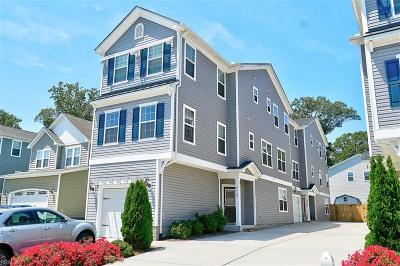 Virginia Beach Residential New Listing: 921 12th St #B