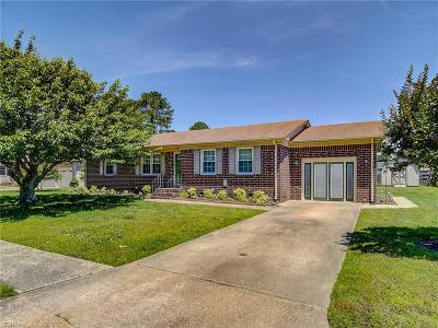 Chesapeake Residential New Listing: 3908 Cannon Point Dr